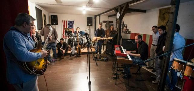 Music Room – la sala prove