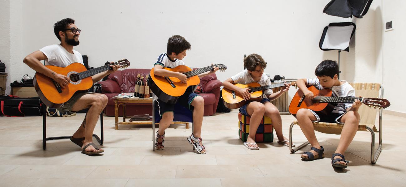 La scuola di musica