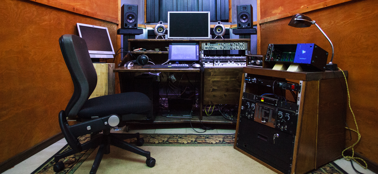 Parte il corso di home recording e fonia!