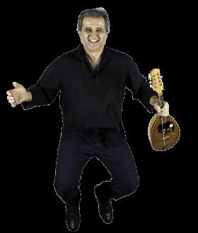 Franco Gagliani, insegnante scuola di pizzica di san vito