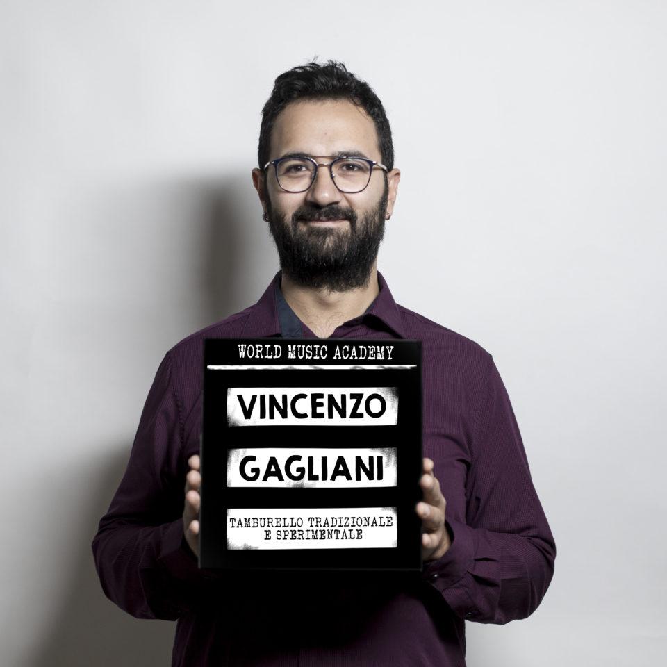 Vincenzo Gagliani tamburello