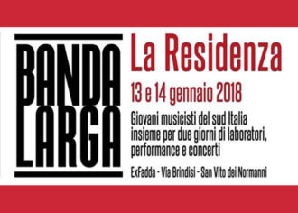 banda larga, la residenza, world music academy