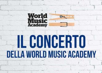 Il concerto della WMA, World Music Academy