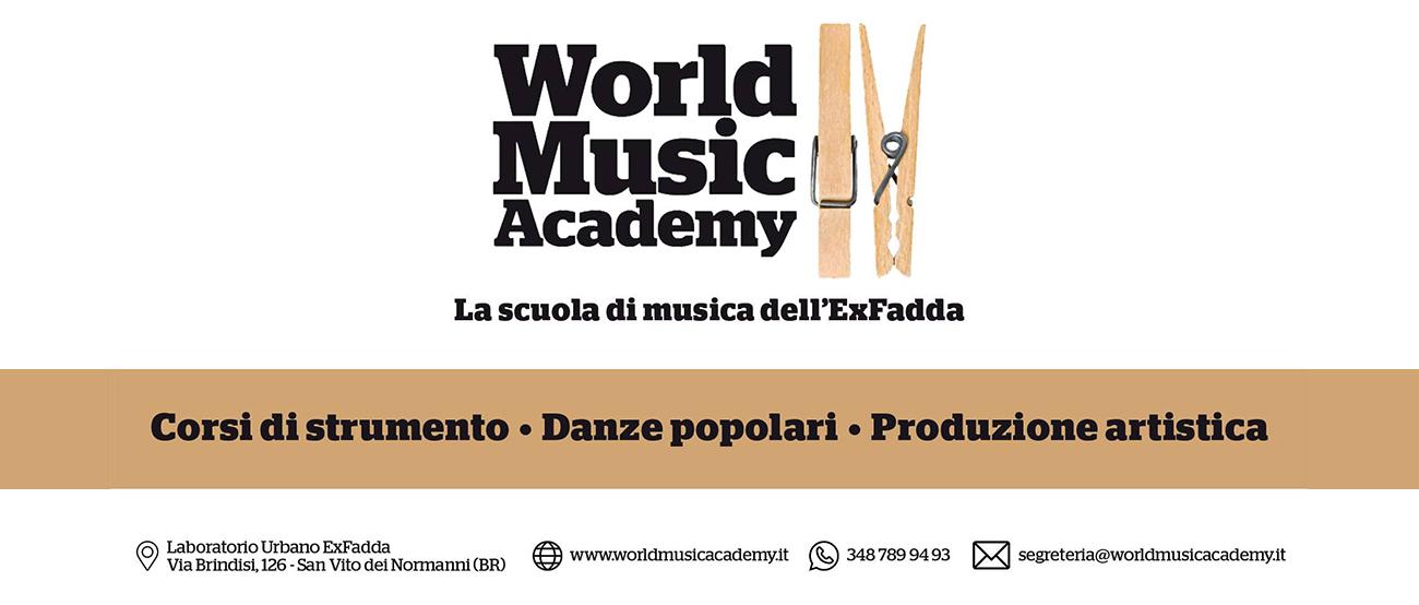 world music academy, scuola di pizzica di san vito, corsi di musica, corsi di danza