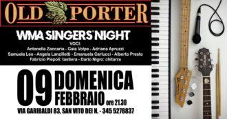 Singer, concert, canto, concerto, fabrizio piepoli, old porter, allievi